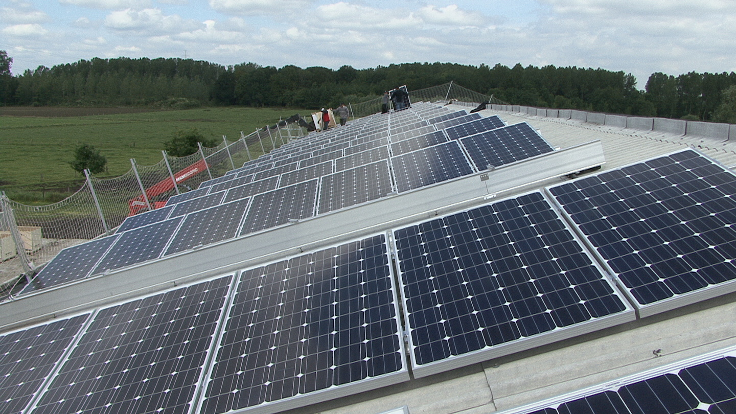 RDB Opdorp - 144 kWp
